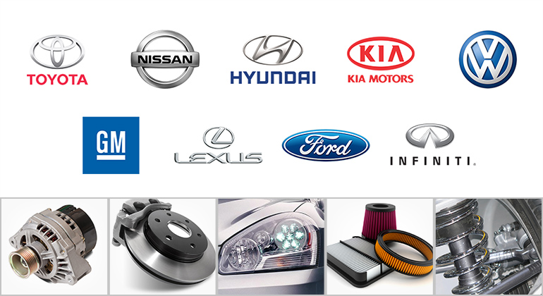 Auto Part Brands