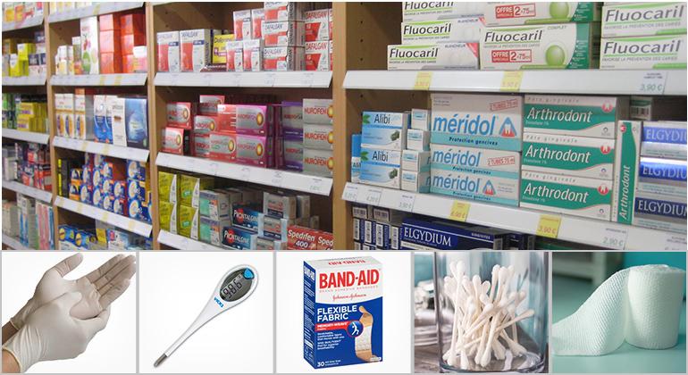 Other Medicinal Supplies